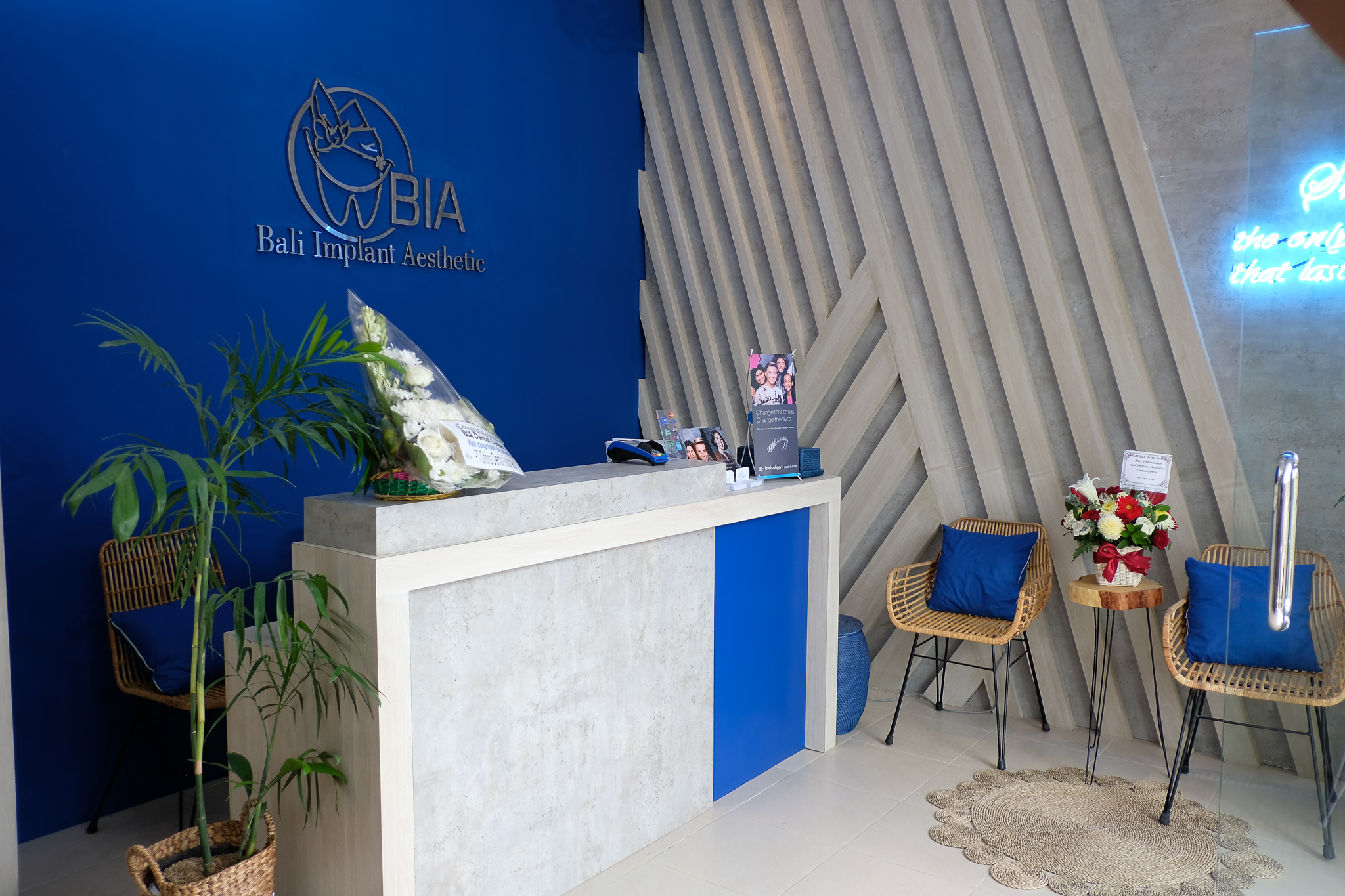 BIA Dental Center fron office